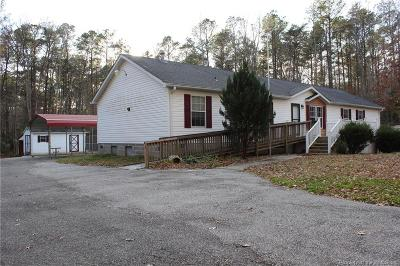 Gloucester Single Family Home For Sale: 10066 New Hope Court