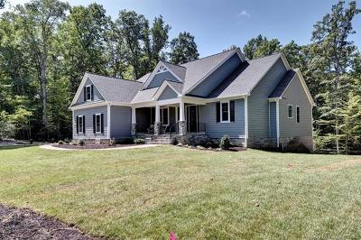 Single Family Home For Sale: 9205 Candle Light Court