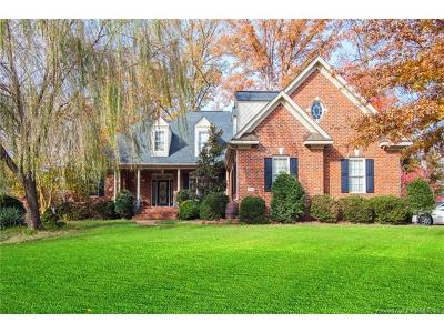 Williamsburg Single Family Home For Sale: 4301 Stylers Mill Crossing