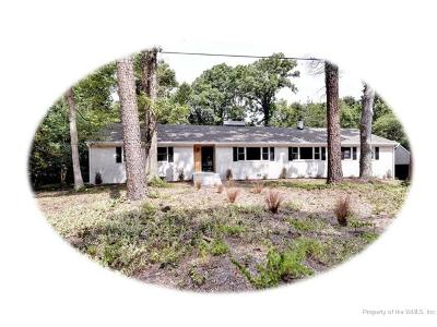 Williamsburg Single Family Home For Sale: 111 Oak Road