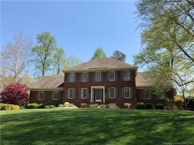 Kingsmill Single Family Home For Sale: 213 Fairfax Way
