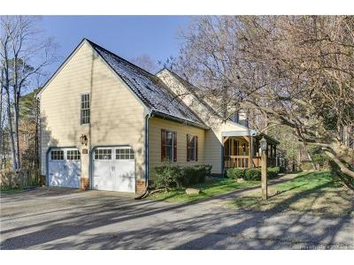 Williamsburg Single Family Home For Sale: 130 Seton Hill Road