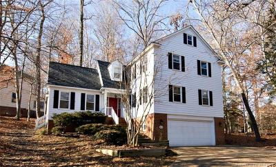 Williamsburg Single Family Home For Sale: 4825 Bristol Circle