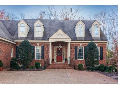 Williamsburg, Toano, Providence Forge Single Family Home For Sale: 140 Heritage Pointe