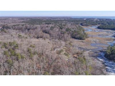 Norge, Toano, Williamsburg Residential Lots & Land For Sale: 2126a Lake Powell Road