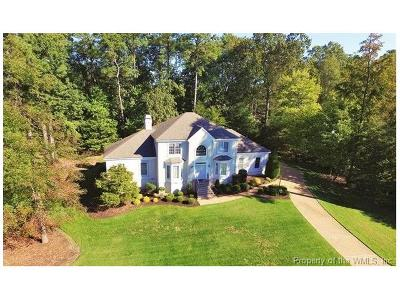 Governors Land Single Family Home For Sale: 2520 Sanctuary Drive