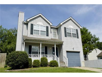 York County Single Family Home For Sale: 122 Sheppard Drive