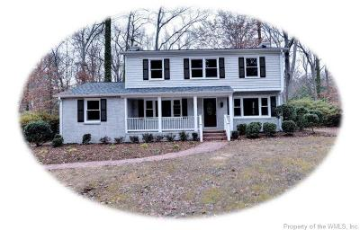 York County Single Family Home For Sale: 102 Copse Way