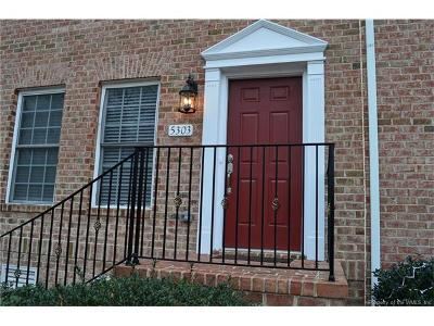 Hampton County, Isle Of Wight County, James City County, New Kent County, Suffolk County, Surry County, Williamsburg County, York County Condo/Townhouse For Sale: 5303 Center St #5303