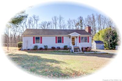 Gloucester Single Family Home For Sale: 5656 Crany Creek Drive