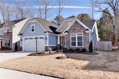 Williamsburg VA Single Family Home For Sale: $397,000