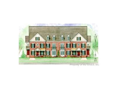 York County Condo/Townhouse For Sale: Mm The Braxton Street #MM