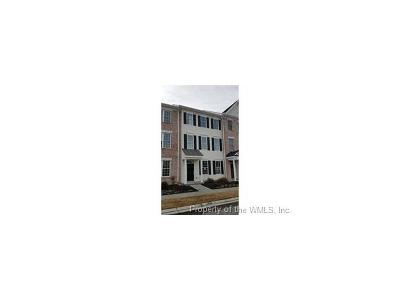 York County Condo/Townhouse For Sale: 511 Fleming Way #511