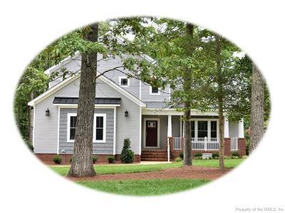 Stonehouse Single Family Home For Sale: 3305 Morning Mist Lane