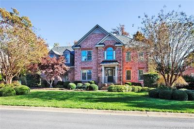 Williamsburg Single Family Home For Sale: 5116 Rolling Reach