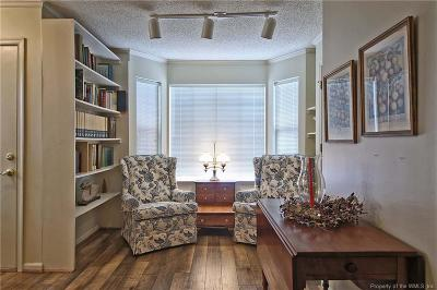 Williamsburg, Toano, Providence Forge Condo/Townhouse For Sale: 111 Stratford Drive #F