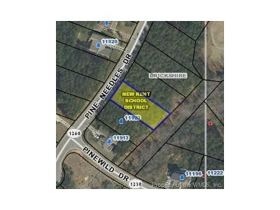 Williamsburg, Toano, Norge, Providence Forge Residential Lots & Land For Sale: Lot P33 Pine Needles