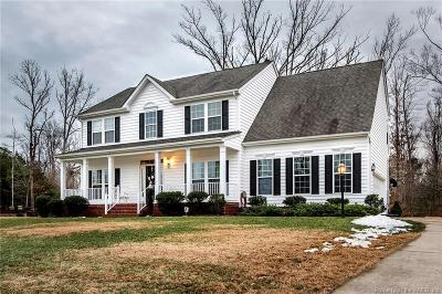 Williamsburg Single Family Home For Sale: 3293 Newland Court