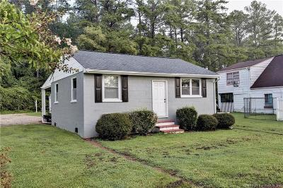 Gloucester Single Family Home For Sale: 5444 Old Concord Lane