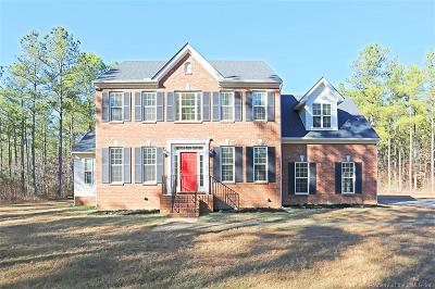 Surry Single Family Home For Sale: 368 Spring Farm Road