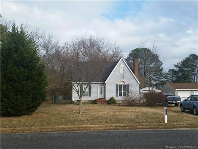 Hayes Single Family Home For Sale: 1949 Village Drive
