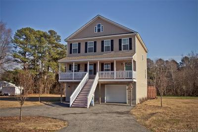 Poquoson Single Family Home For Sale: 48 Forrest Road