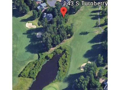 Residential Lots & Land For Sale: 143 South Turnberry
