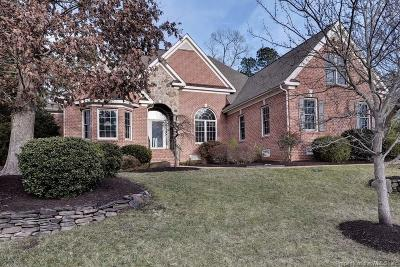 Williamsburg Single Family Home For Sale: 4155 Longview Landing