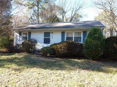 Williamsburg, Toano, Providence Forge Single Family Home For Sale: 3444 Chickahominy Road