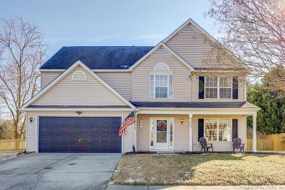 The Pointe At Jamestown Single Family Home For Sale: 2668 Sir Thomas Way