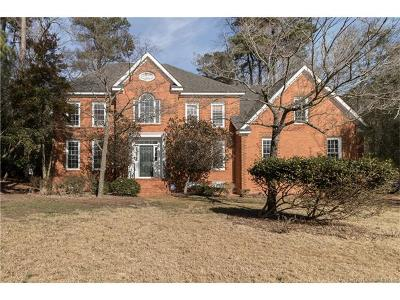 Kingsmill Single Family Home For Sale: 104 Captaine Graves