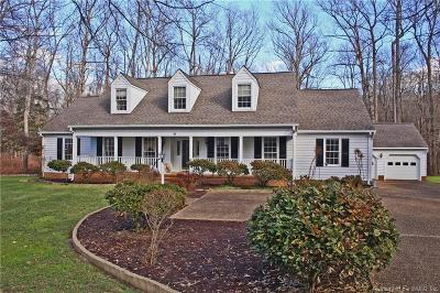 Fords Colony Single Family Home Sold: 11 Whitaker Court