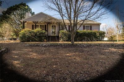 Single Family Home Sold: 13964 Beech Drive