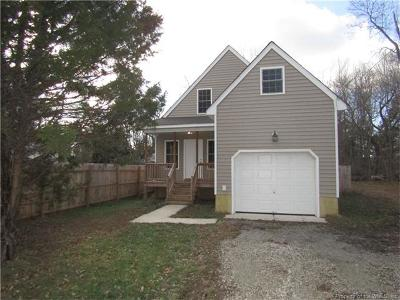 James City County Single Family Home For Sale: 8605 Pocahontas Trail