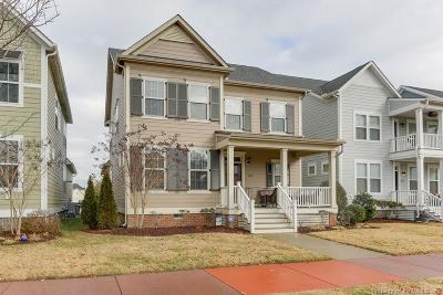 Single Family Home Sold: 208 Point Comfort Avenue