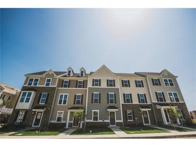 Williamsburg VA Condo/Townhouse Sold: $310,265