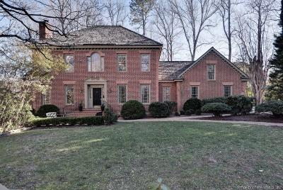 Williamsburg Single Family Home For Sale: 125 Woodmere Court