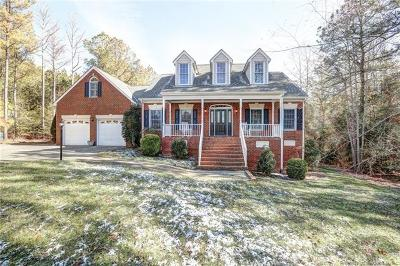 Providence Forge Single Family Home For Sale: 5561 Brickshire Drive