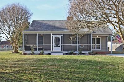 York County Single Family Home For Sale: 595 Catesby Lane