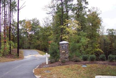 Stonehouse Residential Lots & Land For Sale: 3319 Plank Road