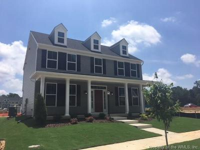 Williamsburg VA Single Family Home For Sale: $269,990