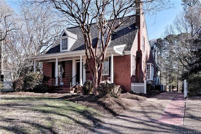 Williamsburg Single Family Home For Sale: 505 South England Street
