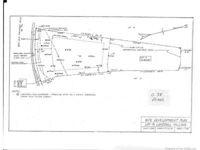 Norge, Toano, Williamsburg Residential Lots & Land For Sale: 2549 William Tankard Drive