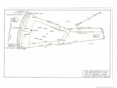 Norge, Toano, Williamsburg Residential Lots & Land For Sale: 2537 William Tankard Drive