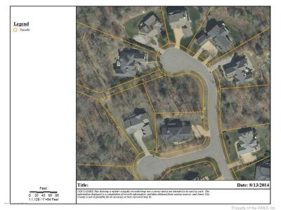 Fords Colony, Kingsmill Residential Lots & Land For Sale: 215 Chorley