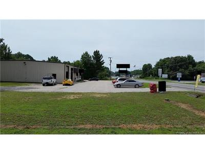 Gloucester Commercial For Sale: Tbd George Washington Memorial Hwy