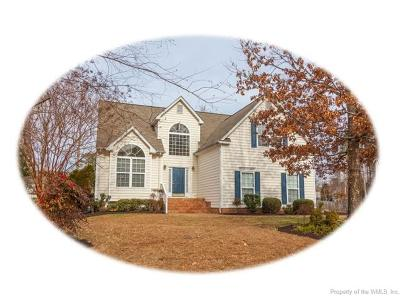 Single Family Home For Sale: 3728 Captain Wynne Drive