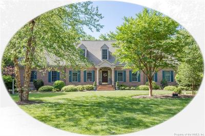 Williamsburg Single Family Home For Sale: 2104 Harpers Mill