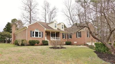 Williamsburg Single Family Home For Sale: 301 Beechwood Drive