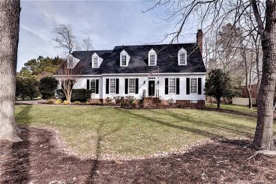 Williamsburg Single Family Home For Sale: 2027 Hornes Lake Road